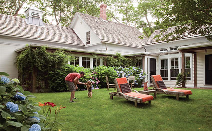 Deborah Paine: Cape Cod Residential Architect and Custom Home Builder
