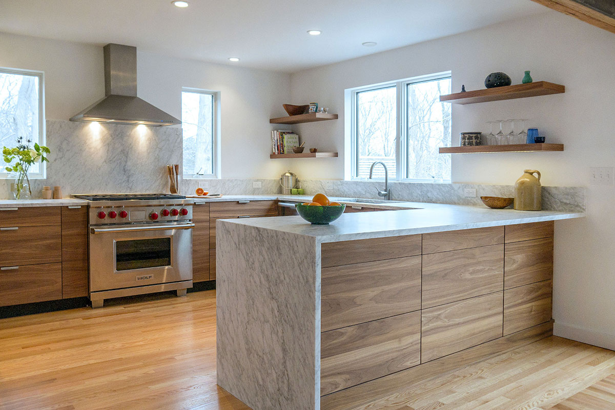 Deborah Paine: Cape Cod Residential Architect and Custom Home Builder & Kitchen Designer